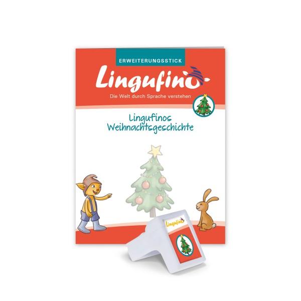 """Erweiterungs-Set """"Lingufinos Weihnachtsgeschichte"""""""