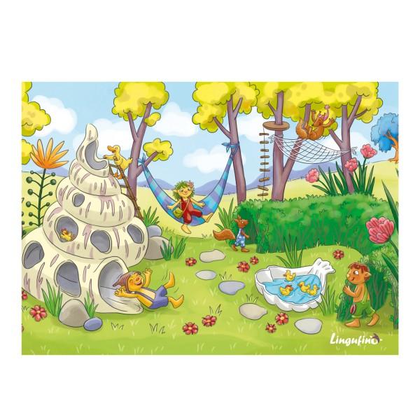 Lingufino Puzzle