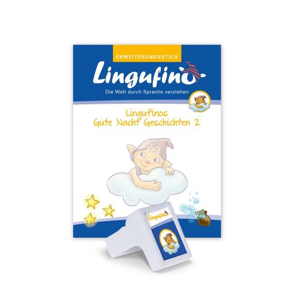 """Erweiterungs-Set """"Lingufinos Gute Nacht Geschichten 2"""""""